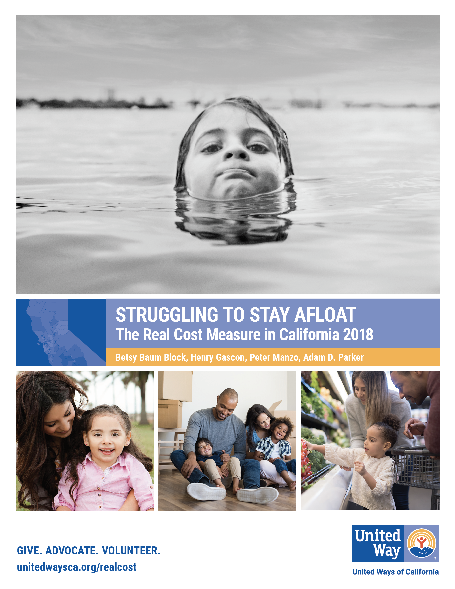 Struggling to Stay Afloat Report Cover